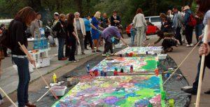 """Alternative art festival """"Pavlov-fest"""""""