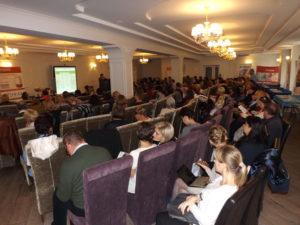 Проблемы и перспективы современной педиатрии (выездной формат) 12 октября 2017 г. Тернополь